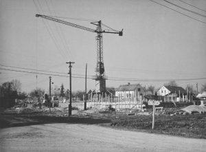 ZS Bor - 60 vyroci - Stavba školy 2